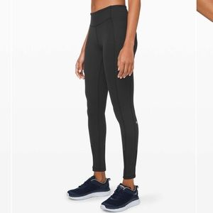 "Lululemon Speed Up Tight *Full-On Luxtreme 28"", 4"